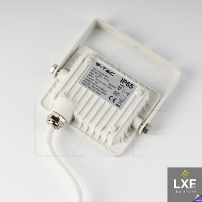 venkovní reflektor 10W V-TAC VT-10 bílý