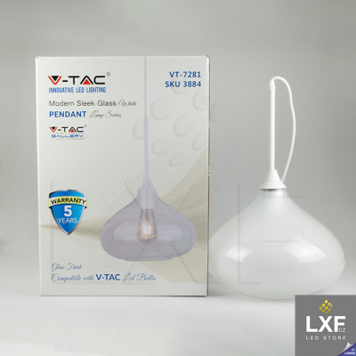 stropní svítidla V-TAC VT-7281 černé