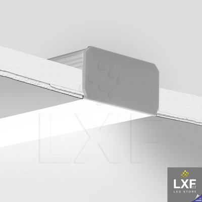 led profil KLUS KOZEL-50 neanodizovaný