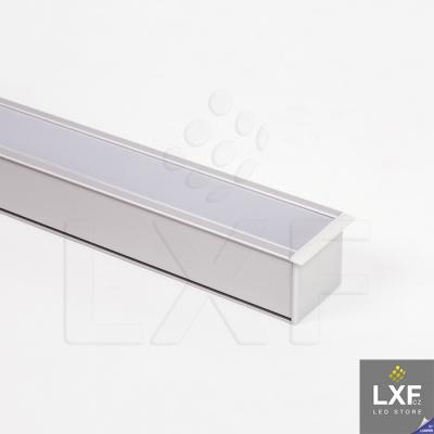 led profil KLUS LOKOM anodizovaný